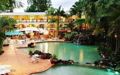 Palm Royale Cairns - Accommodation Main Beach