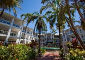 Port Douglas Beachfront Terraces - Accommodation Main Beach