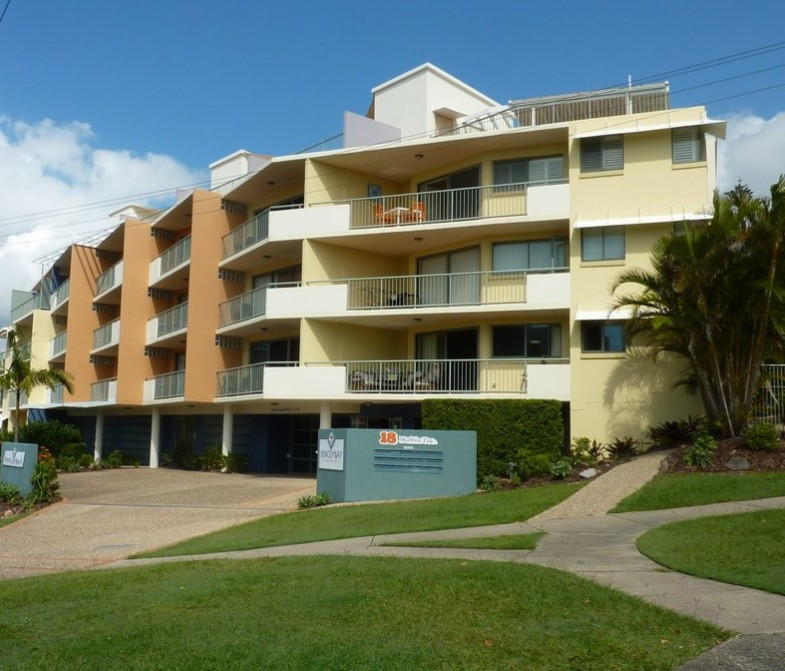 Kings Bay Apartments - Accommodation Main Beach