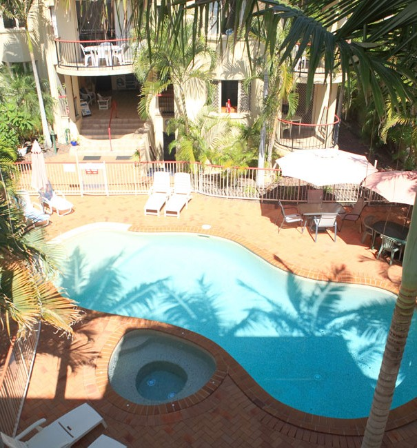 Santalina on Hervey Bay - Accommodation Main Beach