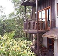 Studio Cottages Romantic Hideaway - Accommodation Main Beach