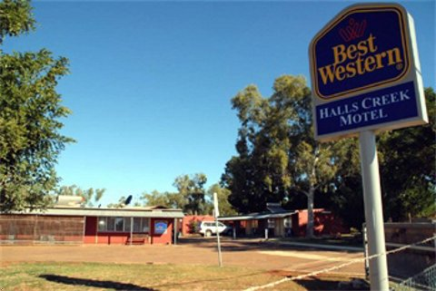 Halls Creek Motel - Accommodation Main Beach