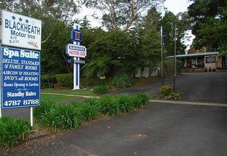 Blackheath Motor Inn - Accommodation Main Beach