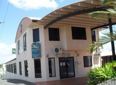 Quality Inn Harbour City - Accommodation Main Beach