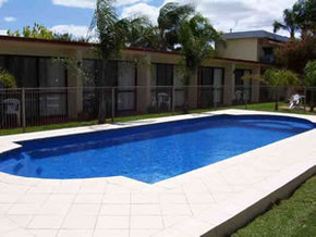 Sunraysia Motel and Holiday Apartments - Accommodation Main Beach