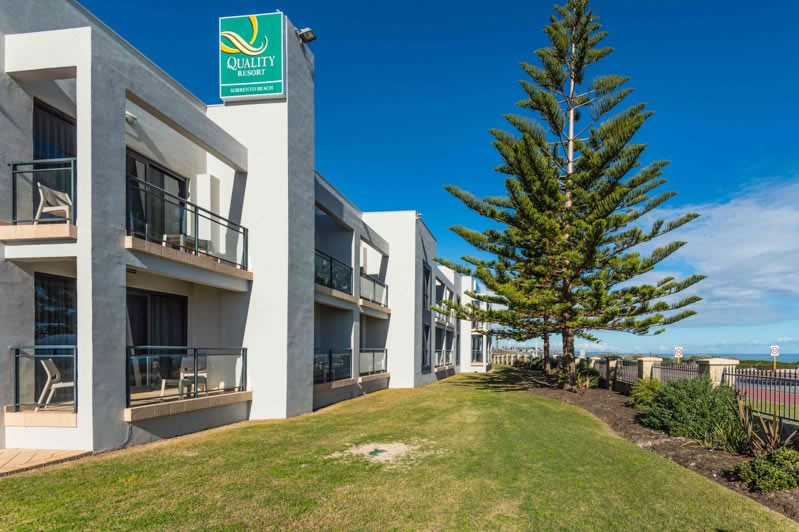 Quality Resort Sorrento Beach - Accommodation Main Beach
