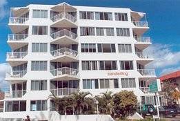 Sanderling Apartments - Accommodation Main Beach