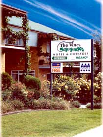 The Vines - Accommodation Main Beach