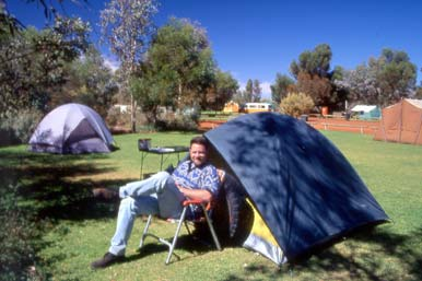 Voyages Ayers Rock Camp Ground - Accommodation Main Beach