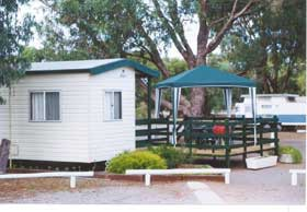 Minlaton Caravan Park - Accommodation Main Beach