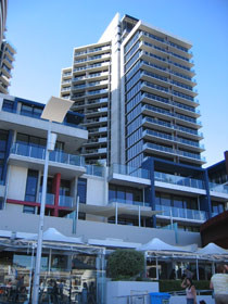 Harbour Escape Apartments - Accommodation Main Beach