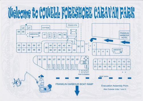 Cowell Foreshore Caravan Park amp Holiday Units - Accommodation Main Beach