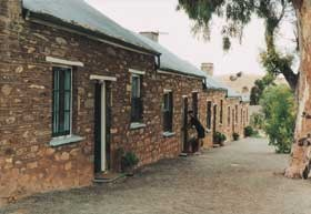 Burra Heritage Cottages - Tivers Row - Accommodation Main Beach