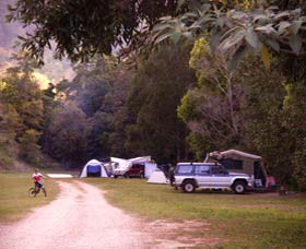 Mt Warning Holiday Park - Accommodation Main Beach