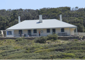 Point Hicks Lighthouse - Accommodation Main Beach