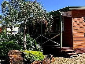Bentley's Cabin Park Port Pirie - Accommodation Main Beach
