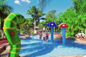 BIG4 Forster Tuncurry Great Lakes Holiday Park - Accommodation Main Beach