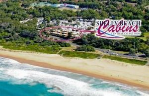 Shelly Beach Holiday Park - Accommodation Main Beach