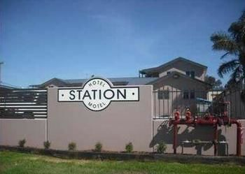 Station Hotel Motel Kurri Kurri - Accommodation Main Beach