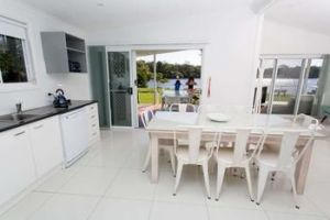 BIG4 Solitary Islands Resort - Caravan Park - Accommodation Main Beach