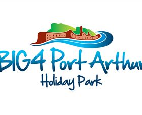 BIG4 Port Arthur Holiday Park - Accommodation Main Beach