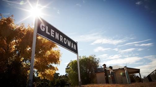 Glenrowan Tourist Park - Accommodation Main Beach