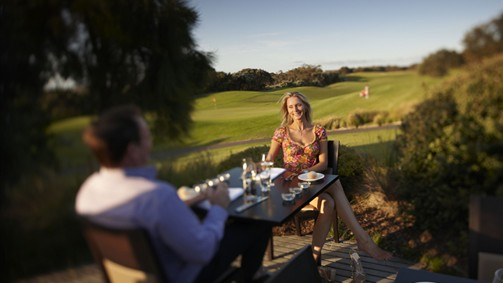 RACV Cape Schanck Resort - Accommodation Main Beach
