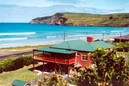 Cape Bridgewater Sea View Lodge - Accommodation Main Beach