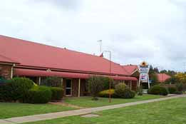 Quality Inn Parkes International - Accommodation Main Beach