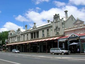 Commercial Hotel Camperdown - Accommodation Main Beach