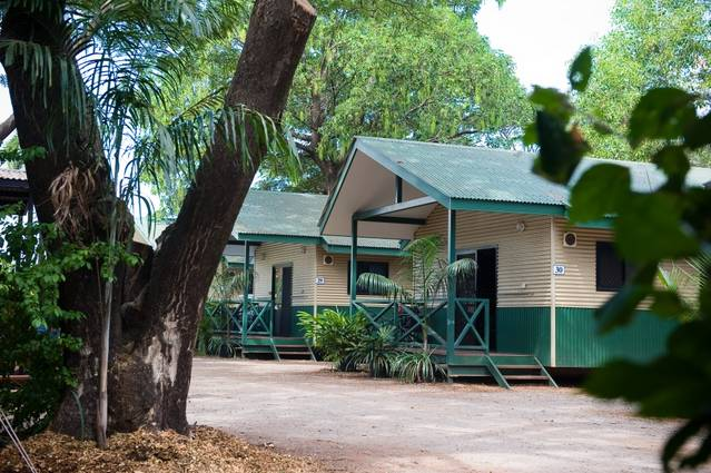 Discovery Holiday Parks - Darwin - Accommodation Main Beach