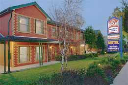 Footscray Motor Inn  Serviced Apartments - Accommodation Main Beach