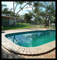 Lightning Ridge Outback Resort  Caravan Park - Accommodation Main Beach