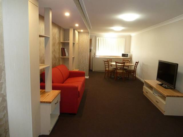 McNevins Tamworth Motel - Accommodation Main Beach