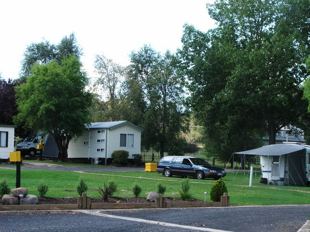Poplar Caravan Park - Accommodation Main Beach