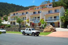 Reefside Villas Whitsunday - Accommodation Main Beach