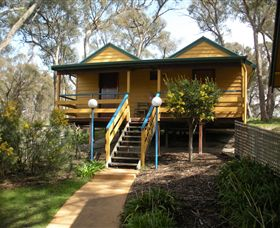 PGL Campaspe Downs - Accommodation Main Beach