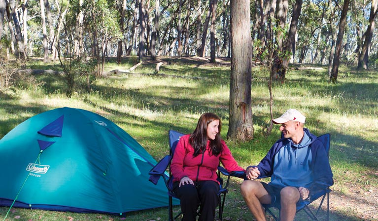 Apsley Falls campground - Accommodation Main Beach