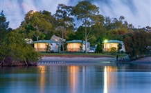 Boyds Bay Holiday Park - South - Accommodation Main Beach