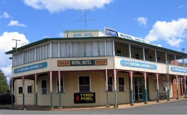 Royal Hotel Mundubbera - Accommodation Main Beach