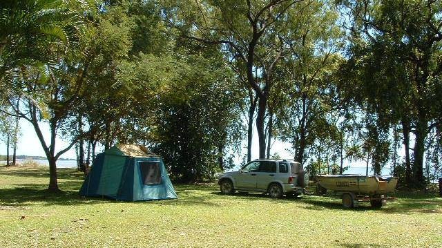 Weipa Caravan Park  Camping Ground - Accommodation Main Beach