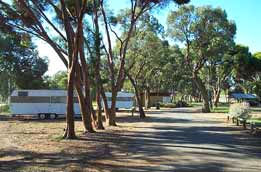 Wycheproof Caravan Park - Accommodation Main Beach
