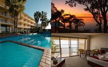 Beachcomber Hotel and Conference Centre - Toukley - Accommodation Main Beach