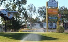 Lightning Ridge Outback Resort and Caravan Park - Lightning Ridge - Accommodation Main Beach