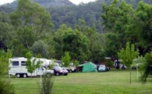 Sandy Hollow Tourist Park - Sandy Hollow - Accommodation Main Beach