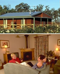 Twin Trees Country Cottages - Accommodation Main Beach