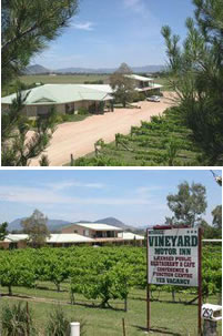 Mudgee Vineyard Motor Inn - Accommodation Main Beach