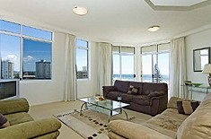 Kirra Beach Luxury Holiday Apartments - Accommodation Main Beach