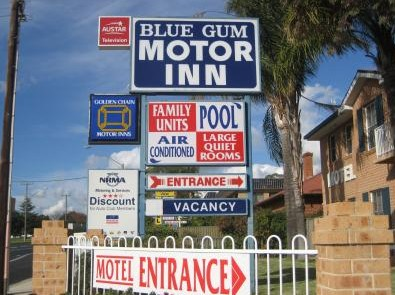 Blue Gum Motor Inn - Accommodation Main Beach