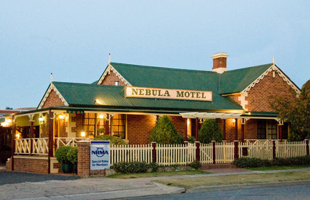 Nebula Motel - Accommodation Main Beach